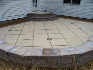 Huntingtown MD Landscape Patios